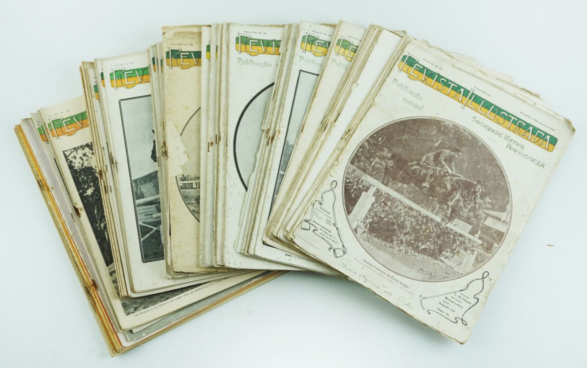 Revista Ilustrada da Sociedade Hípica Portuguesa