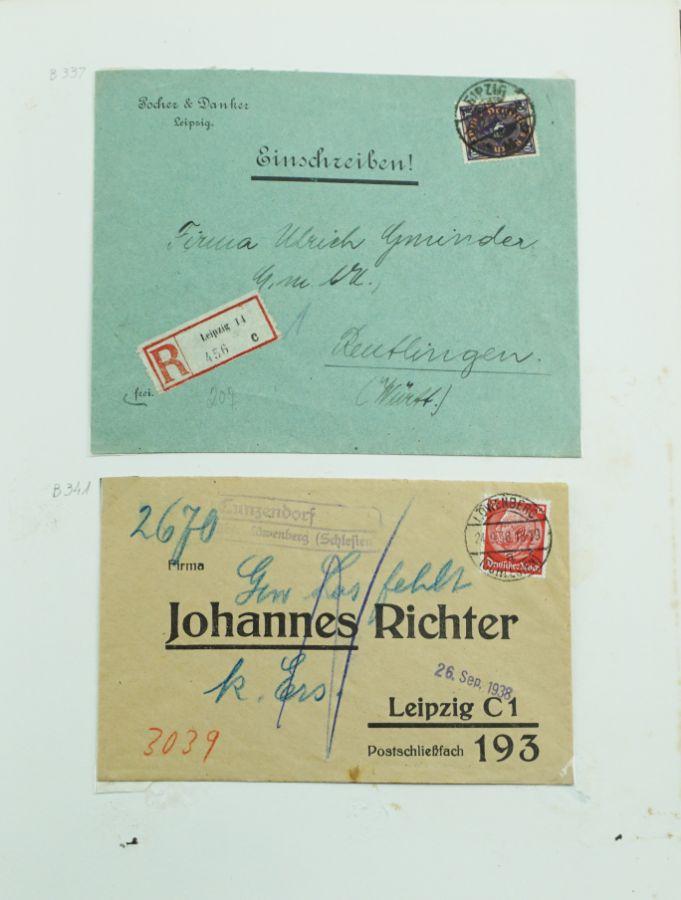 Cartas e Postais do Mundo