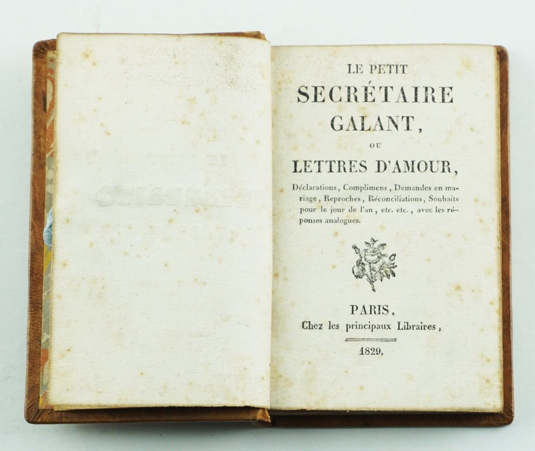 Manual epistolar amoroso (1829)