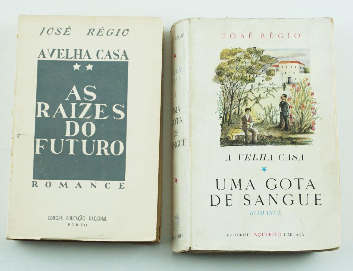 José Régio – 1ªs edições