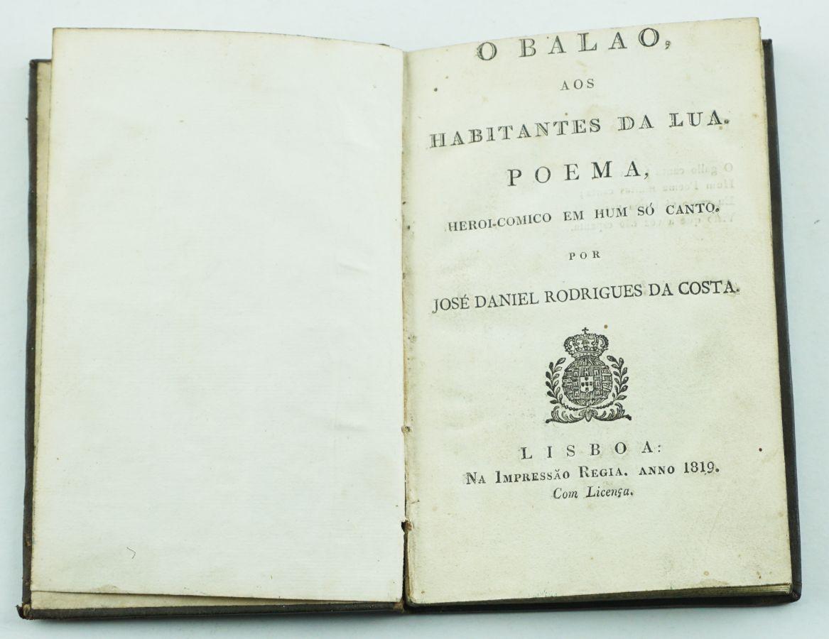 José Daniel Rodrigues da Costa (1819)