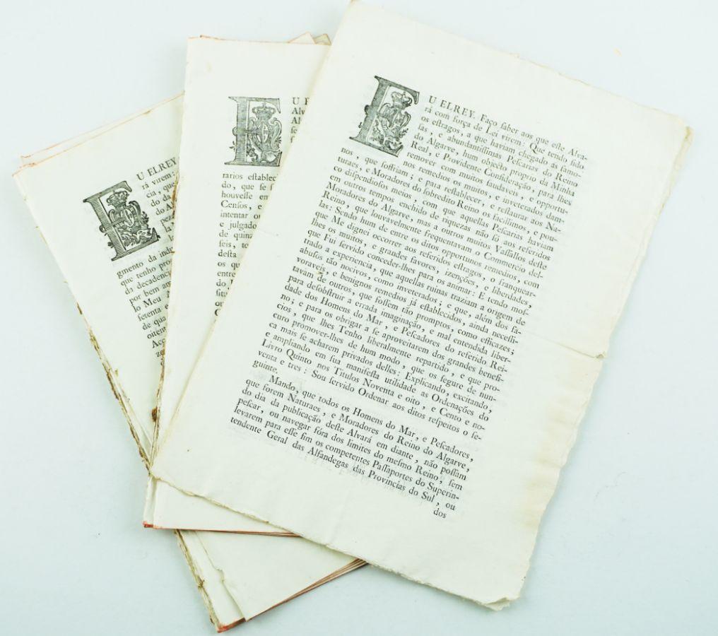 Legislação Pombalina sobre o Algarve, Açores e Madeira