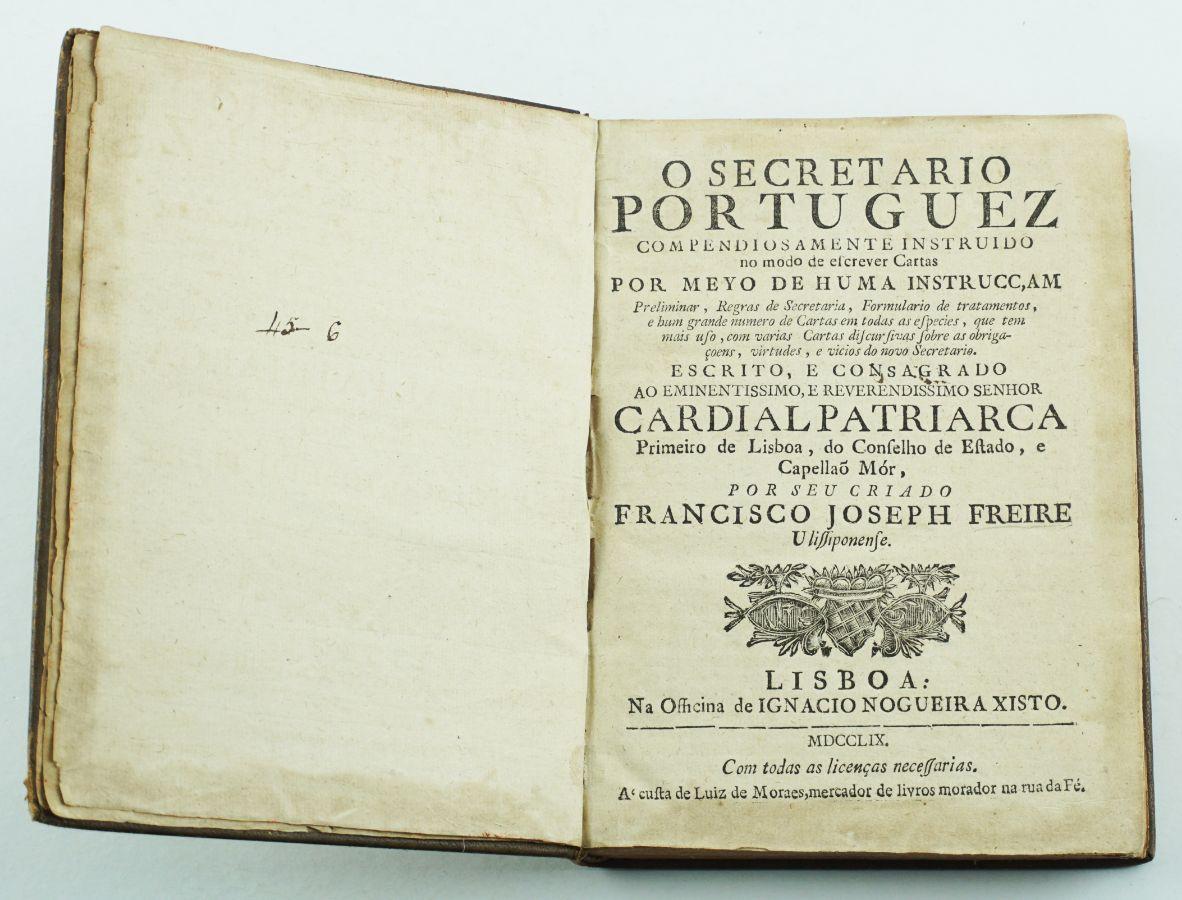 O Secretário Português (1746)