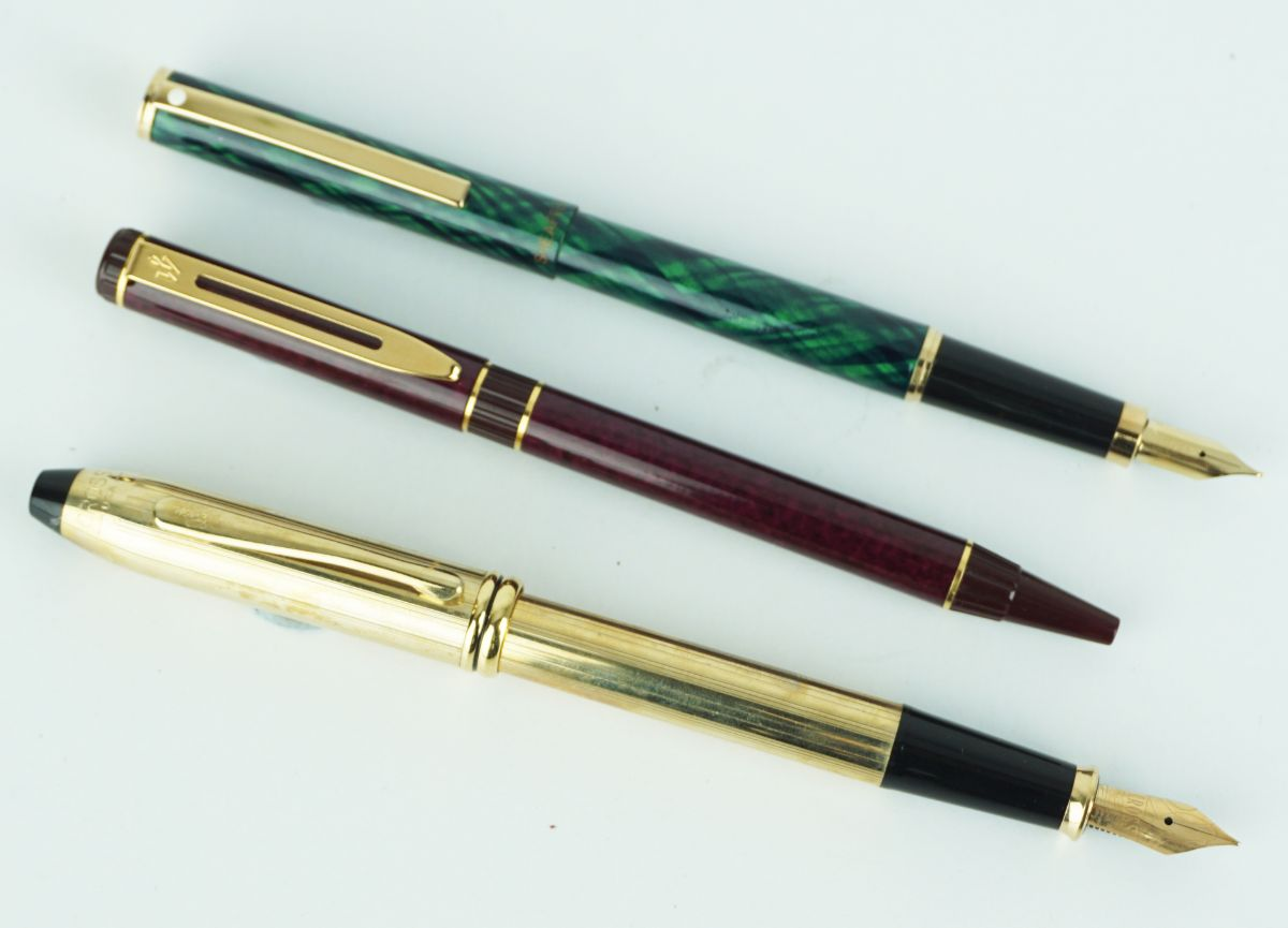 Waterman / Sheaffer / Cross
