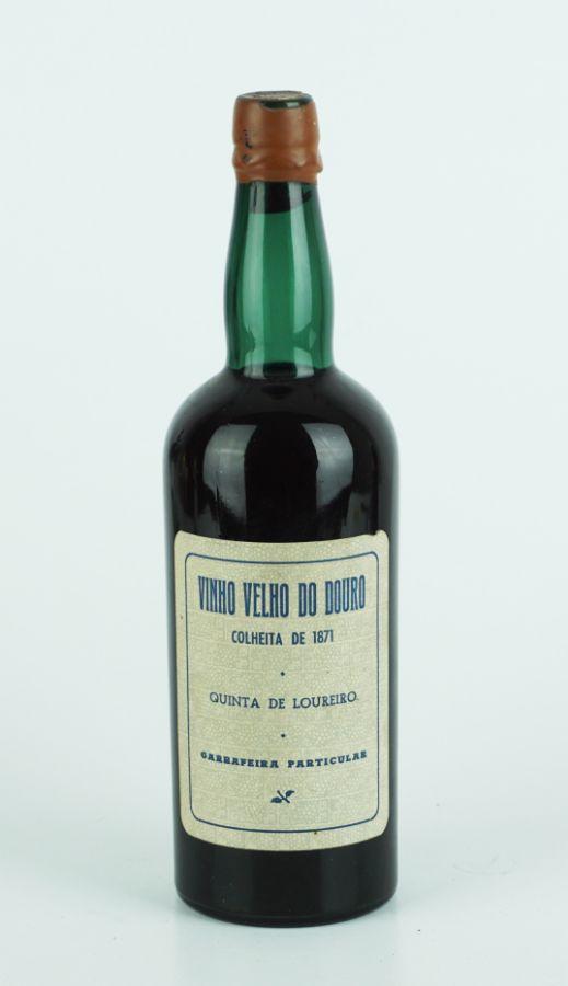 Vinho Velho do Douro 1871