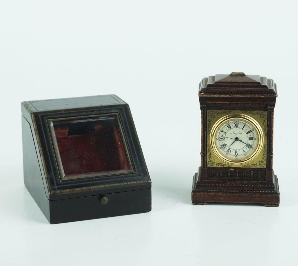 Caixa suporte de Relógio de bolso
