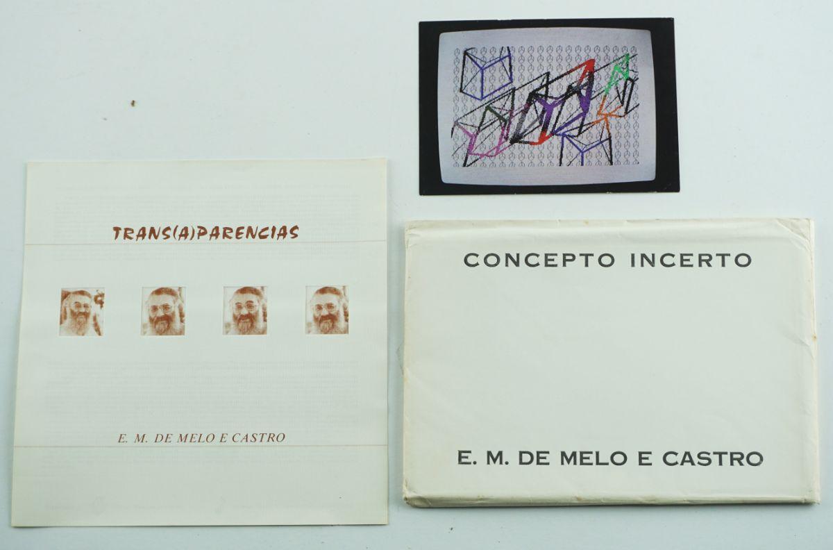 E. Melo e Castro