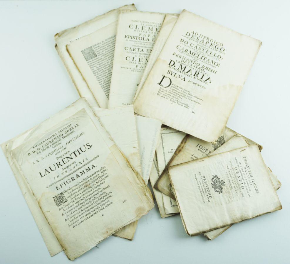 Documentação Eclesiástica Sec XVIII