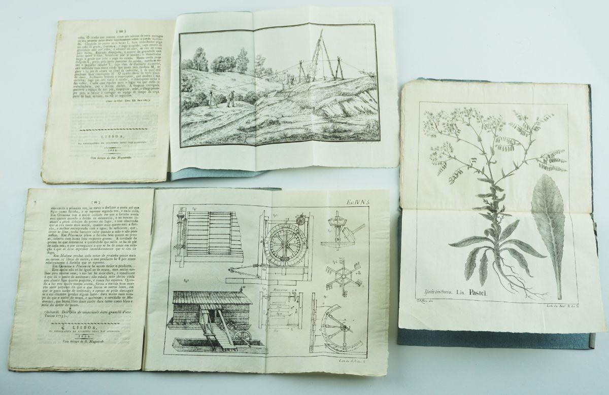 Colecção de Instrucções sobre a Agricultura, Artes, E Industria – 1831