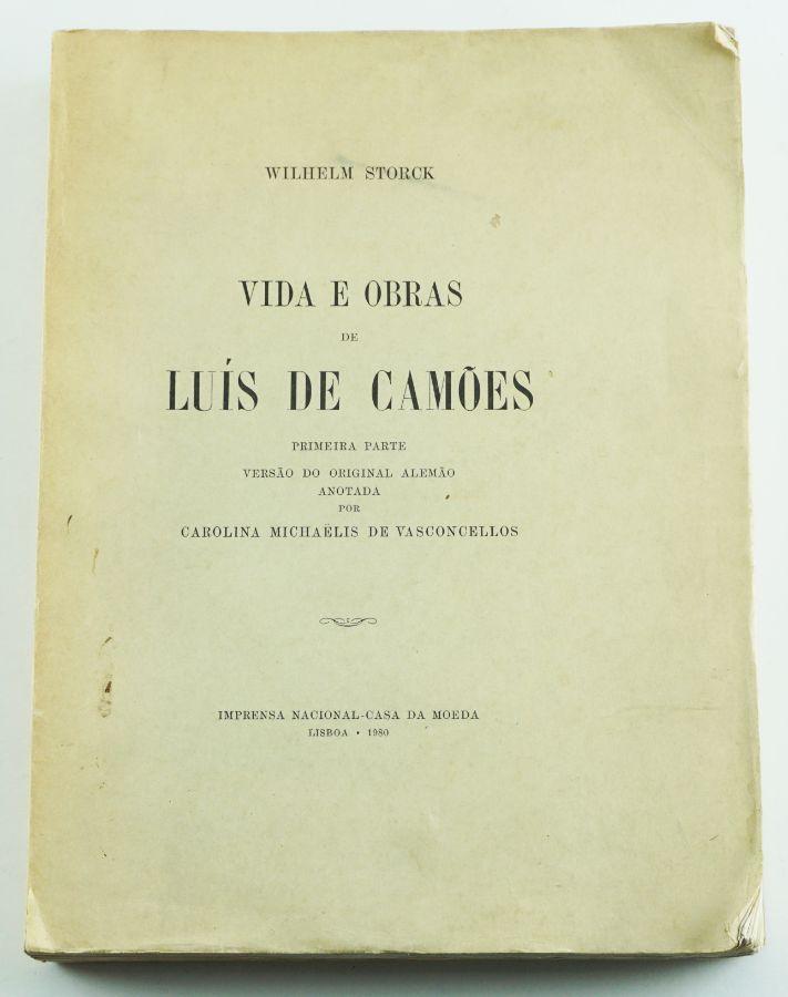Vida e Obras de Luís de Camões