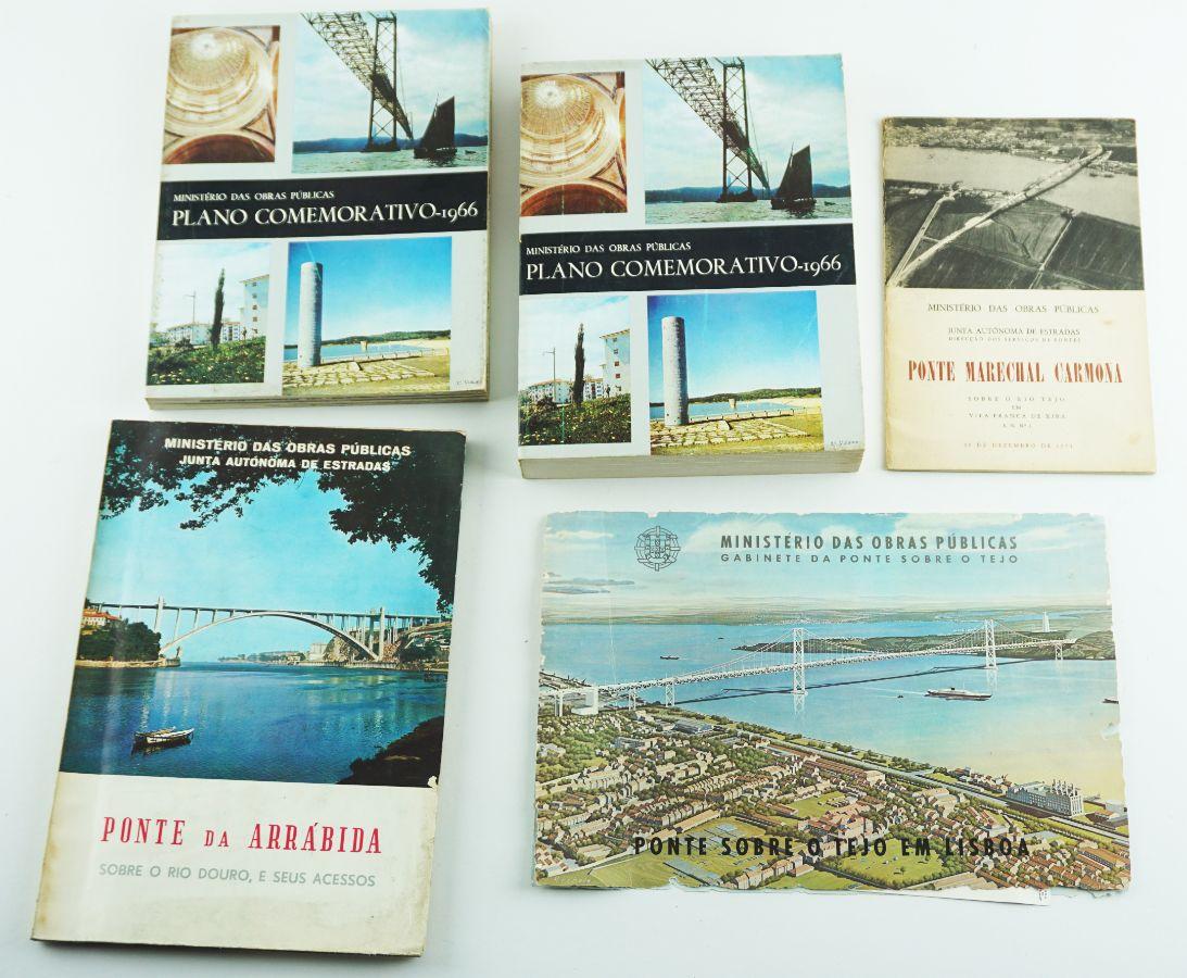 Plano Comemorativo – 1966 e Pontes Portuguesas