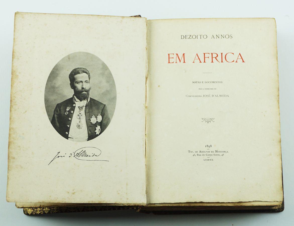 Dezoito Annos em Africa – 1898