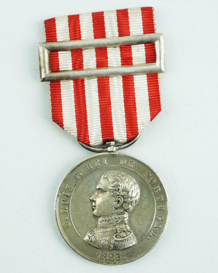 D. Luis I Medalha
