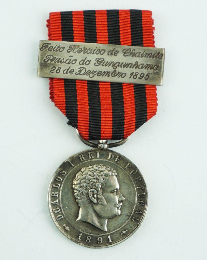D.Carlos Medalha