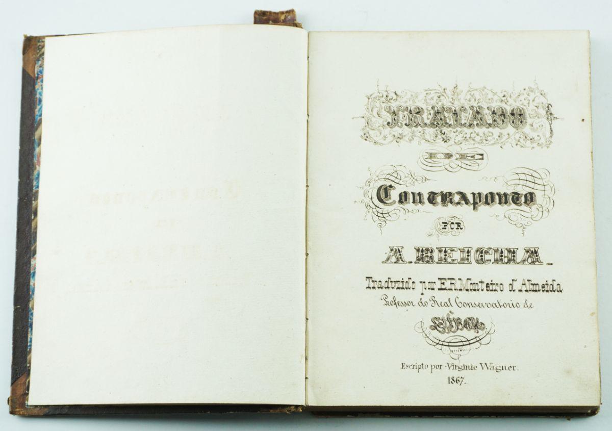 Manuscrito Sec XIX - 1867