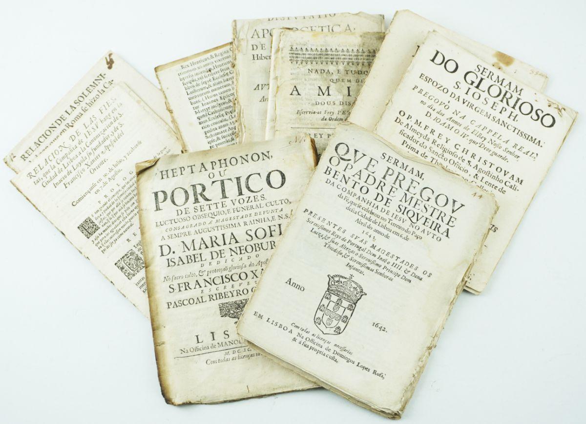 Publicações Séc. XVII