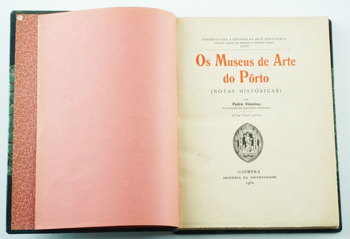 Os Museus de Arte do Porto (notas Históricas)
