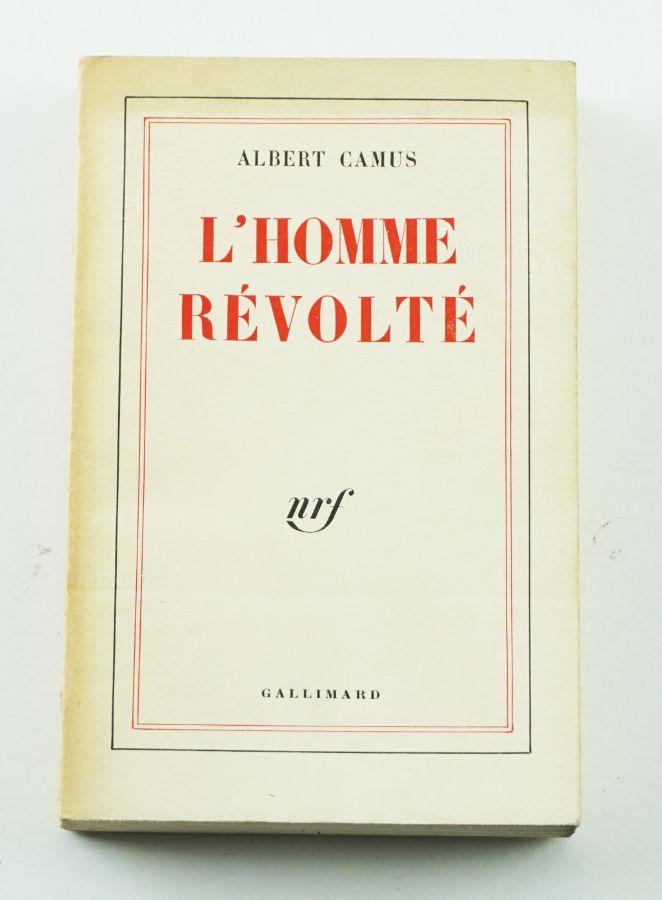 Albert Camus - 1ª edição
