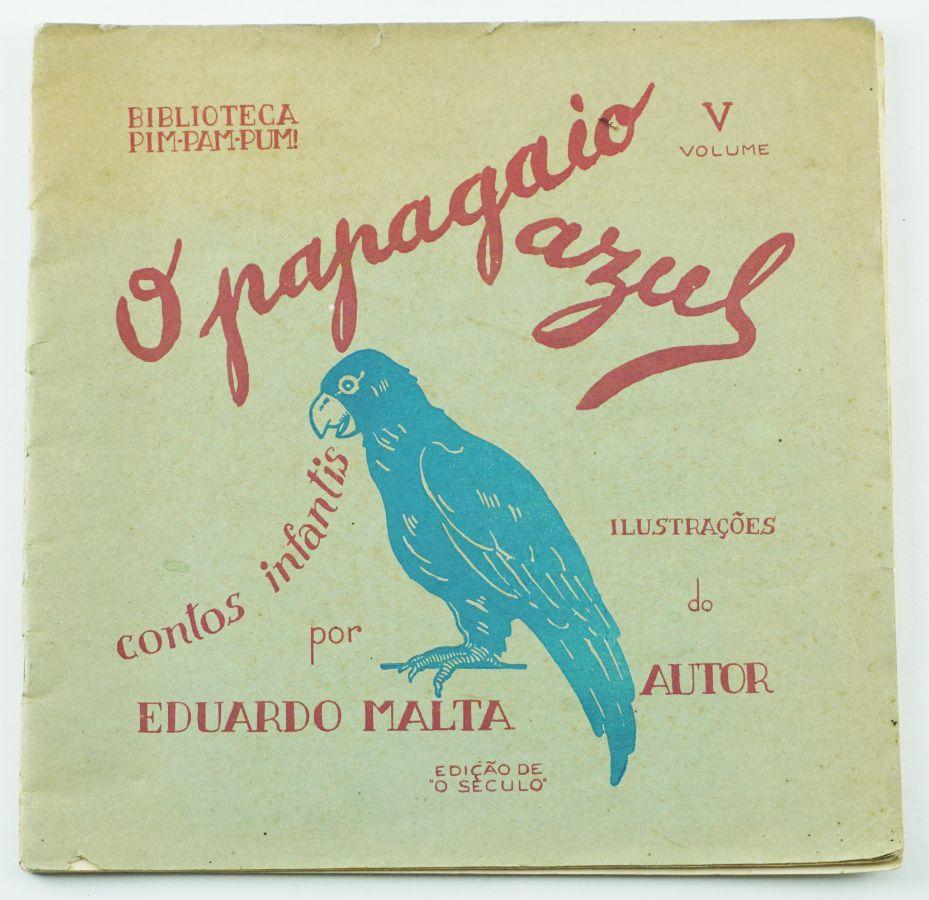 O Papagaio Azul