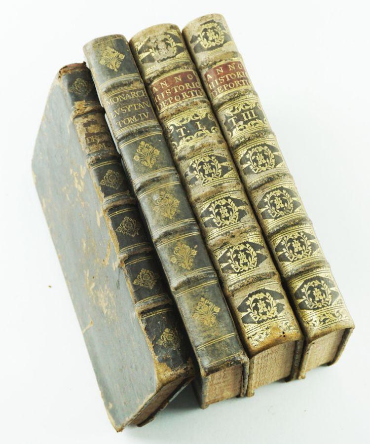 Livros setecentistas portugueses