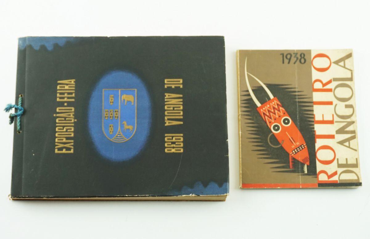 EXPOSIÇÃO-FEIRA DE ANGOLA 1938