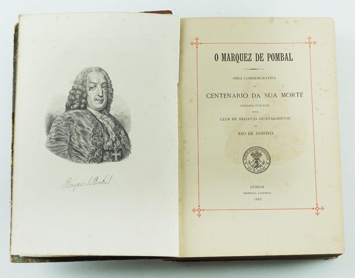 Marquês e Pombal – Livro do Centenário