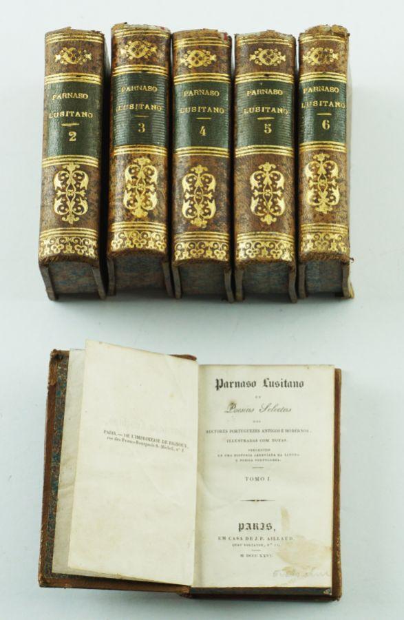 Parnaso Lusitano (826-1834)