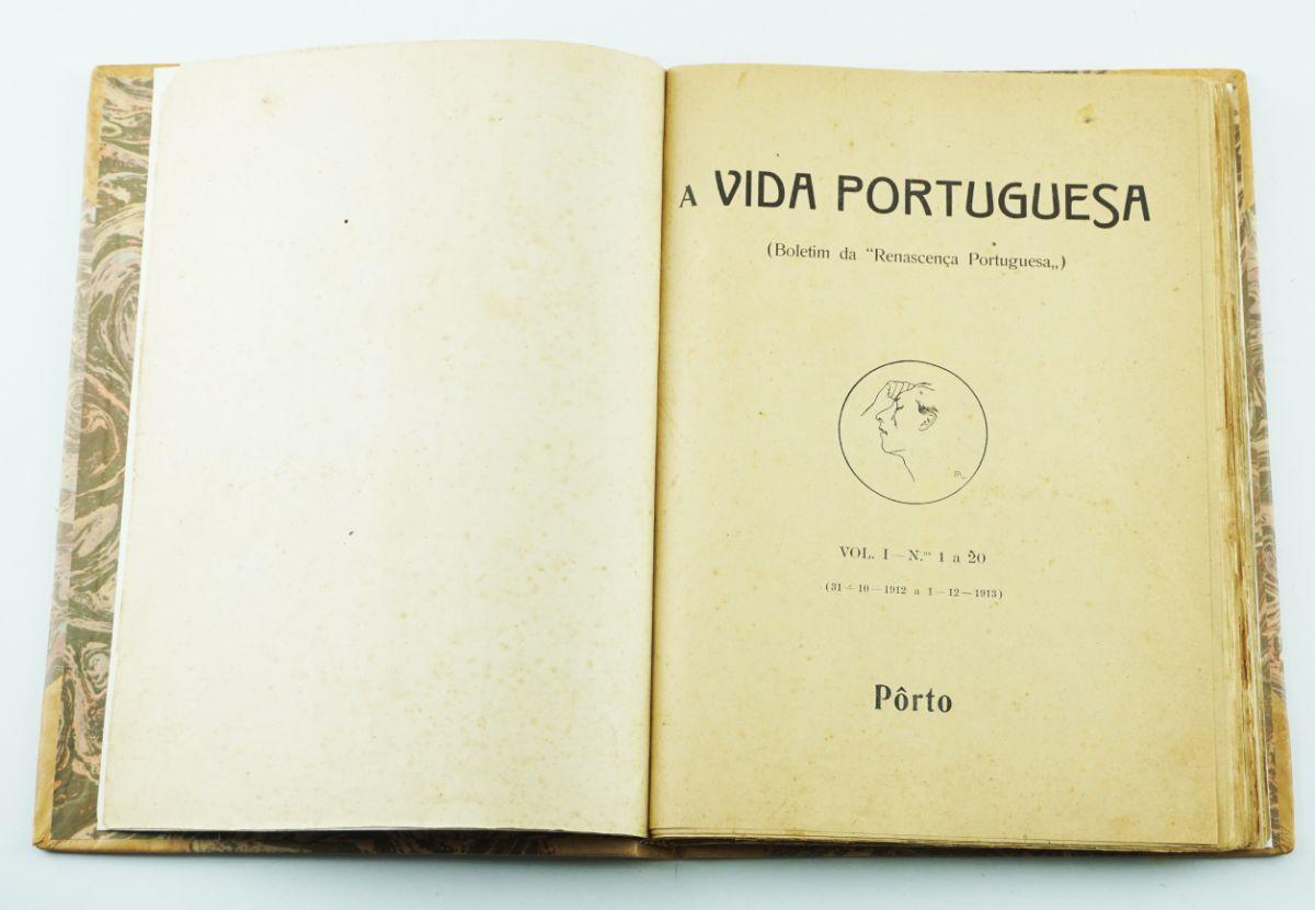 Vida Portuguesa (Órgão da Renascença Portuguesa).