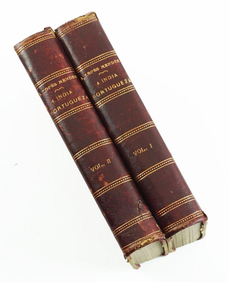 A Índia Portuguesa (1886)