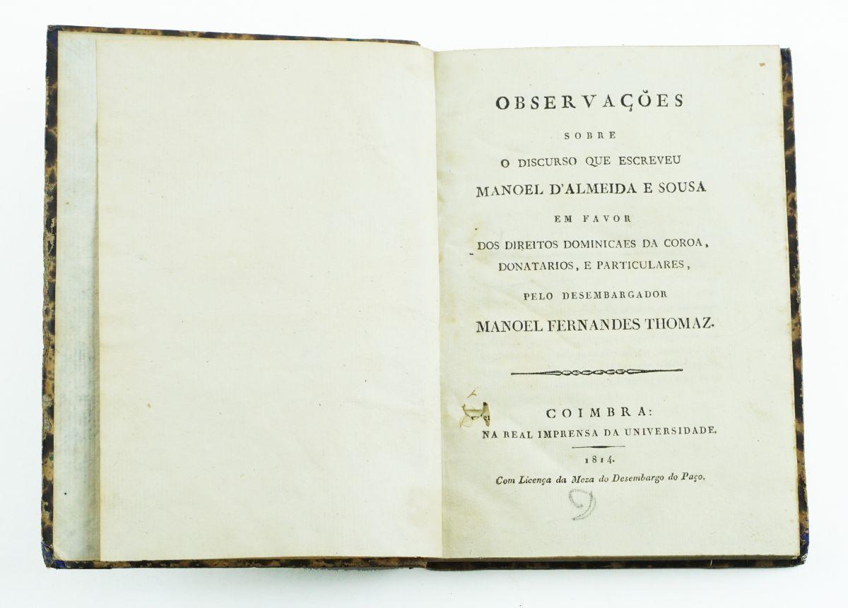 Manuel Fernandes Tomas (1814)