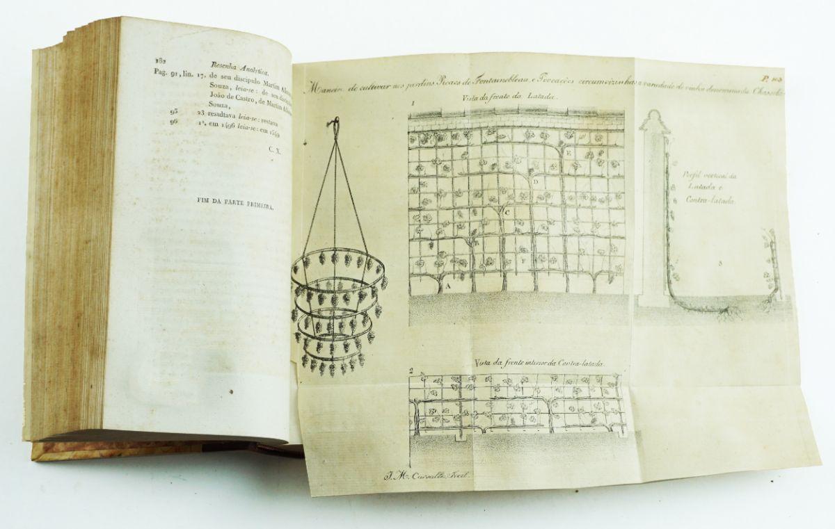 Annaes das Sciencias, das Artes e das Letras ( 1818-1822 )