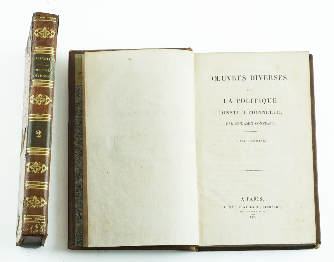 Benjamin Constant (1829 )