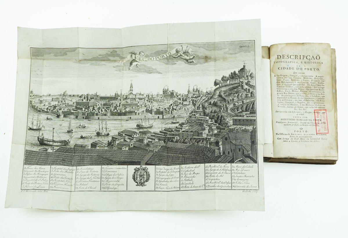 Descrição Topográfica e Histórica da Cidade do Porto (1789)