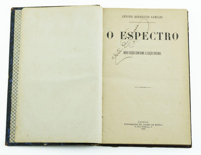 O Espectro – Colecção completa (1880)
