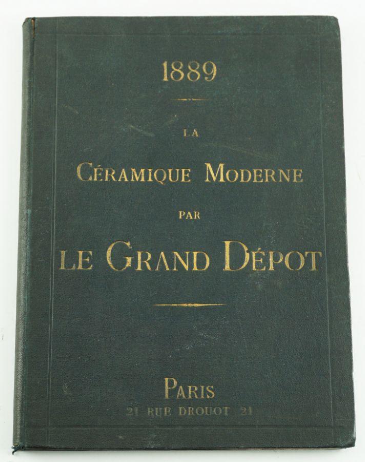 Catálogo de 1889