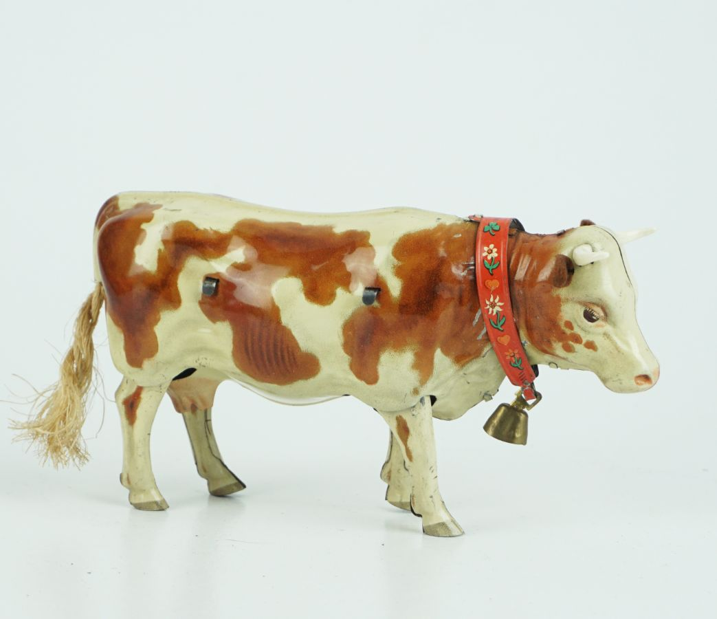 Vaca de movimento