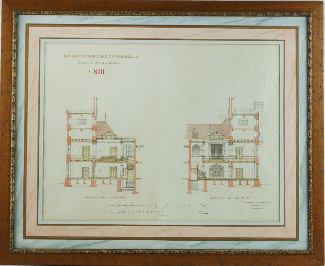 Castelo de Cascais, Duque de Palmela