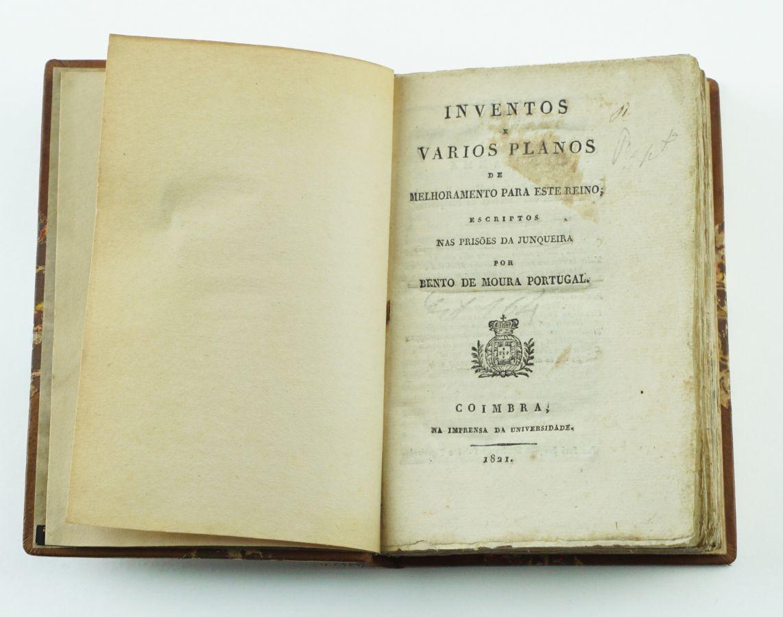 Um Inventor e Cientista Português do Século XVIII