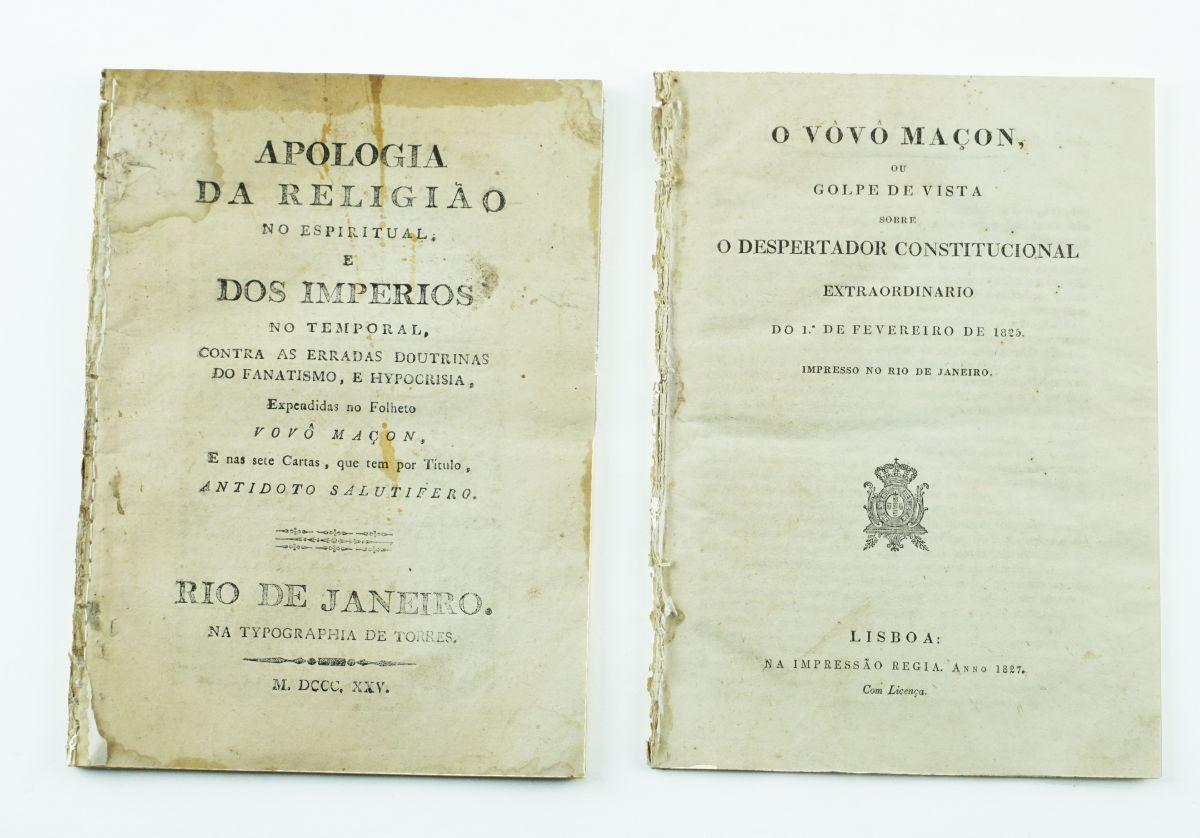 Polémica sobre a Maçonaria (1825-1827)