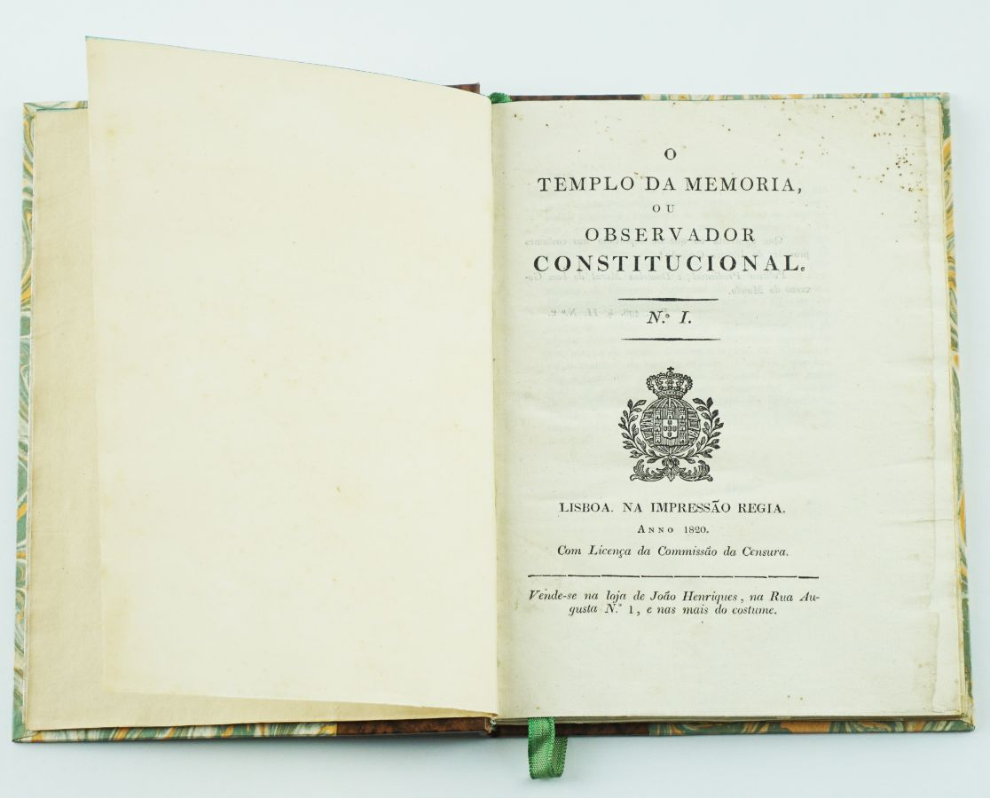 Publicação periódica sobre a Revolução de 1820