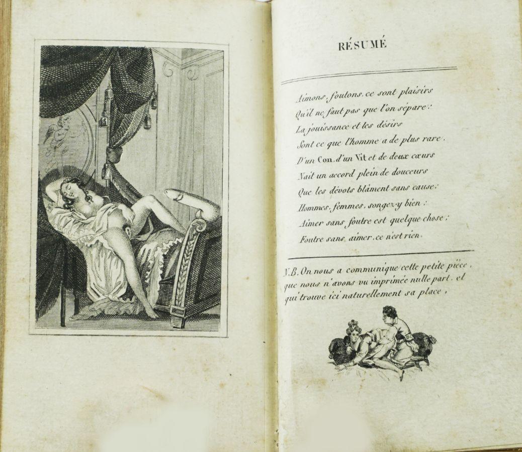 Uma joia da literatura erótica europeia