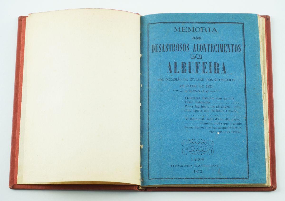 O ataque a Albufeira por Guerrilheiros miguelistas em 1833
