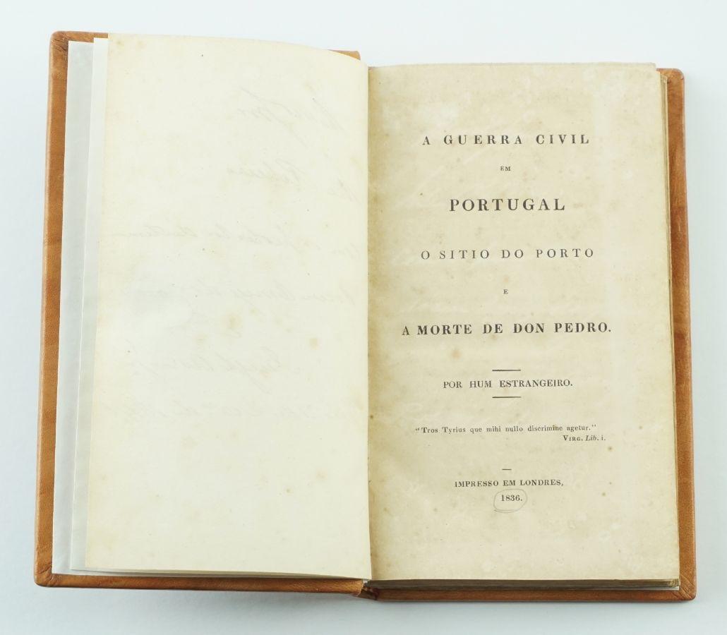Cerco do Porto – Hugh Owen (1836)