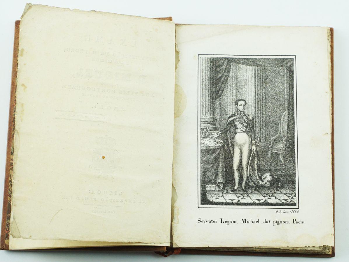 Importante obra miguelista (1829)
