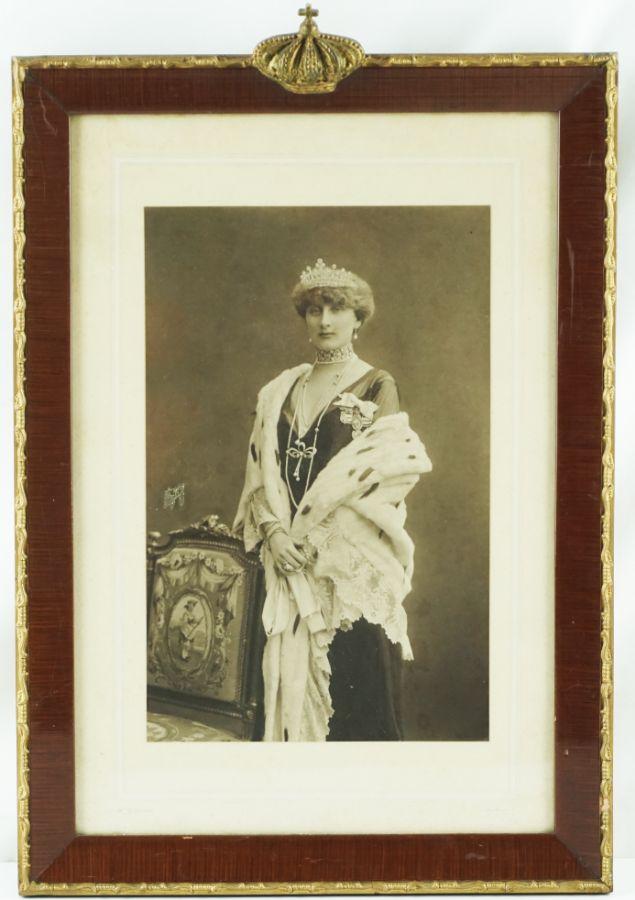 Augusta Vitoria de Hohencollern Sigmaringen