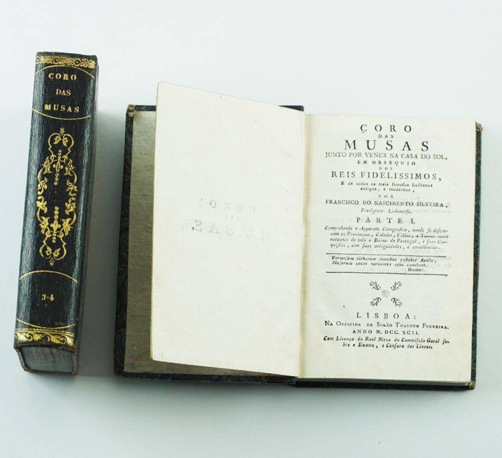 Coro das Musas ( 1792 – 1796 )