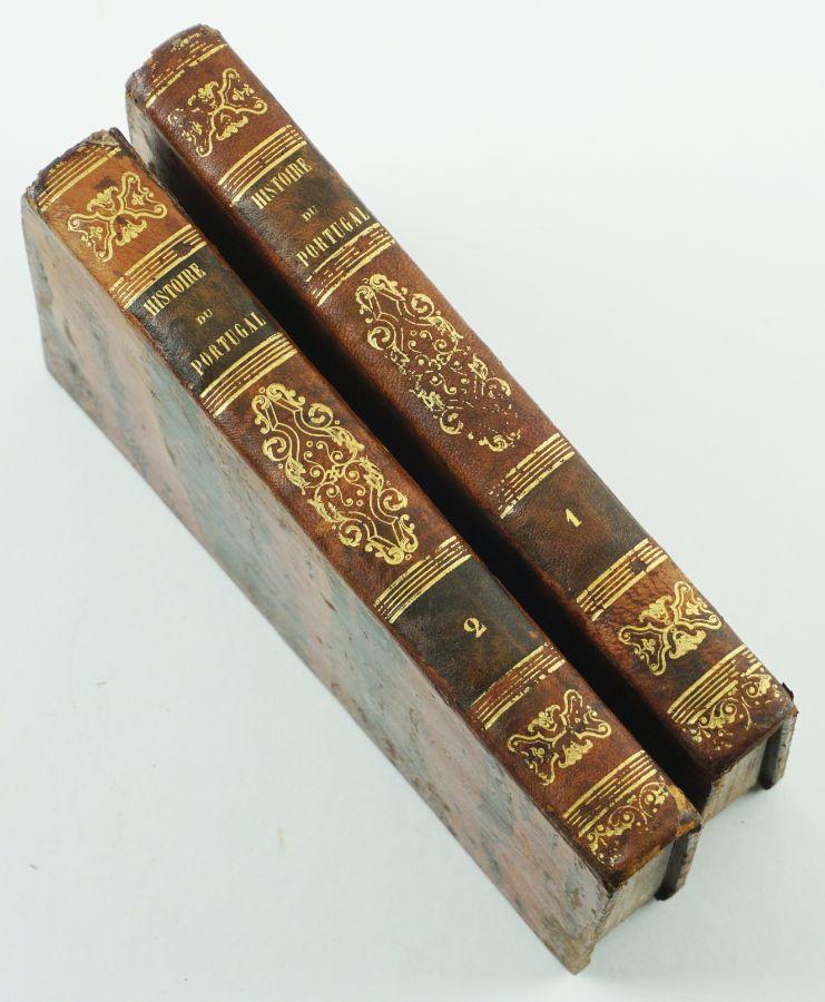 Essai sur L´ Histoire Du Portugal (1839)
