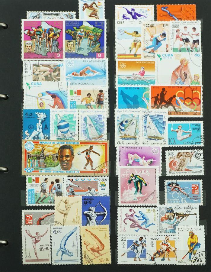 Selos de Vários Países