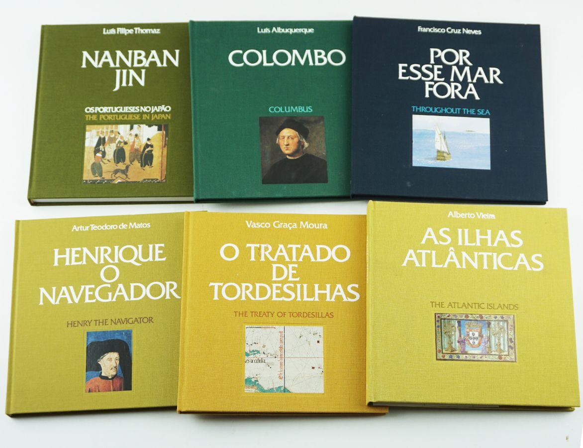 6 Livros temáticos dos CTT