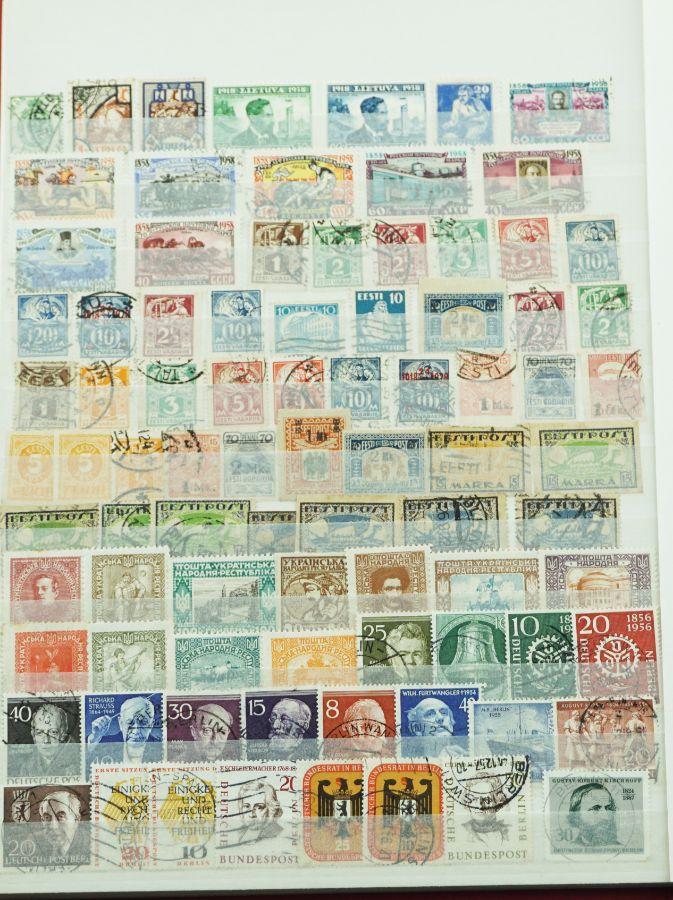Selos Clássicos de Todo o Mundo